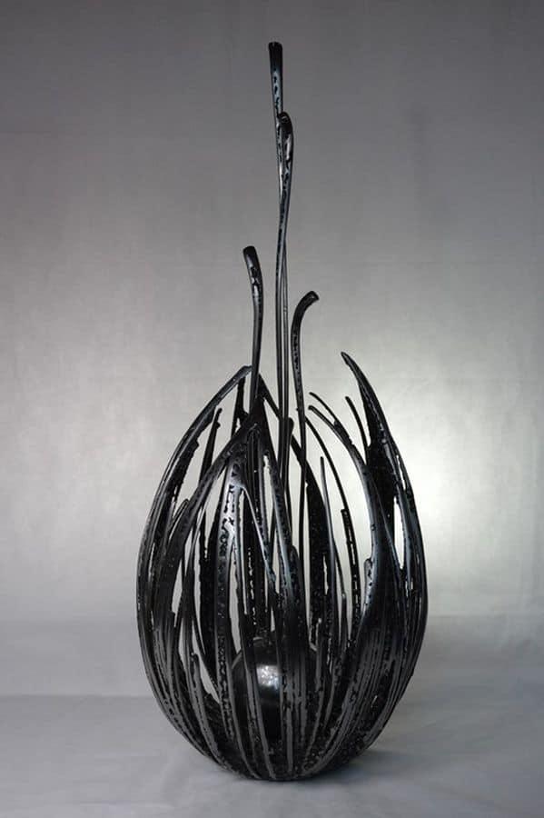 Bloom par Serge Guarnieri - Sculpture Métal Fusionné